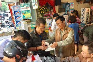 Thanh tra hoạt động kinh doanh xổ số tại 8 tỉnh, thành phố khu vực phía Nam