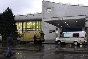Phần tử khủng bố xả súng sát hại sinh viên trường cao đẳng sau vụ nổ ở Crimea