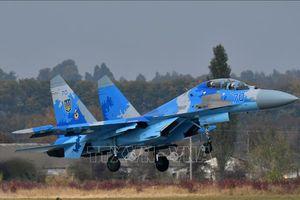 Một binh sĩ Mỹ tử nạn trong vụ rơi máy bay quân sự Su - 27 tại Ukraine