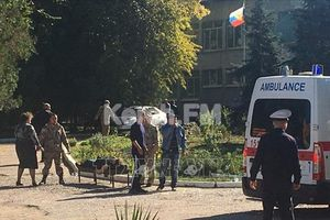 Nga khẳng định vụ nổ tại Crimea là giết người hàng loạt
