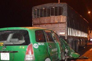 Tai nạn kinh hoàng trên cầu Cần Thơ, tài xế taxi cùng 2 hành khách tử vong