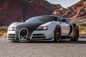 Tiền thuê siêu xe Bugatti Veyron trong 24 giờ đủ để mua một chiếc Toyota Camry 'đập hộp'