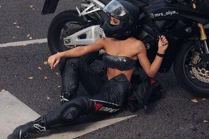'Nữ biker xinh đẹp nhất nước Nga' tử vong vì TNGT