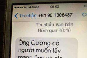 Chánh VP Đoàn ĐBQH Quảng Bình: Không chủ quan trước tin nhắn 'dọa giết'