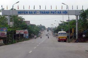 Hà Nội sắp có đường mới rộng 23m nối QL32
