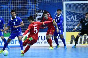 Việt Nam quyết thắng Thái Lan để rộng đường vào chung kết