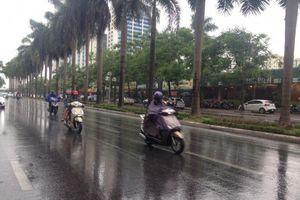 Hà Nội: AQI tại các điểm quan trắc dân cư ở mức tốt