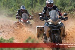 Ducati chuẩn bị tung ra siêu mô tô địa hình mới: Multistrada 1260 Enduro