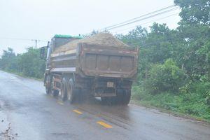 Gia Lai: Mục sở thị 'con đường ác mộng' của người tham gia giao thông