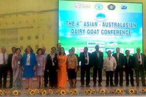 Hơn 18 quốc gia dự hội nghị Dê sữa Á- Úc ở Trà Vinh