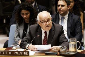 Palestine gia tăng vị thế tại Liên Hợp Quốc vào năm 2019