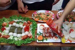 20-10 sớm cực ngầu của học sinh 'nhà người ta': Thi nấu ăn cấp 'ao làng' hoành tráng như tuyển đầu bếp chuyên nghiệp