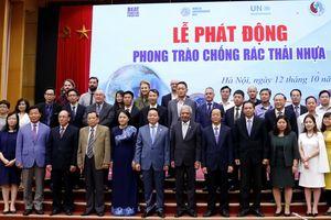 FrieslandCampina Việt Nam tham gia chương trình 'Chống rác thải nhựa'