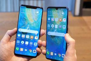 Bộ đôi Mate 20 và Mate 20 Pro mới ra mắt của Huawei có gì?