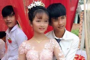 Thực hư đám cưới cô dâu, chú rể dưới 15 tuổi xôn xao mạng xã hội