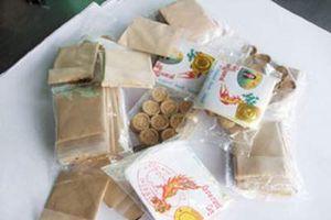 Cảnh báo 'Thuốc Thần tiên' nhãn hiệu sư tử lớn và thuốc 092414343 gây hại cho sức khỏe