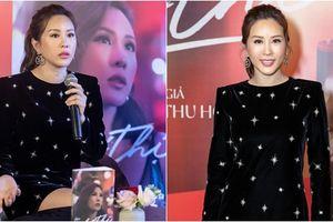 Hoa hậu Thu Hoài mang MR Đàm, Đức Phúc, Hoài Linh... lên 'tự truyện'