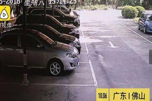 Bực tức vì không được thôi việc, người đàn ông dùng gạch đập vỡ kính ô tô của sếp