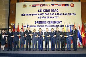 Việt Nam đăng cai Hội nghị Bộ trưởng ASEAN về vấn đề ma túy