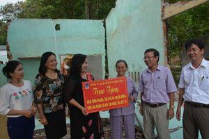 Quảng Ngãi: Hỗ trợ tiền sửa nhà cho vợ liệt sĩ Phạm Mùi