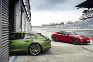 Porsche Panamera bổ sung phiên bản GTS, mạnh 460 mã lực