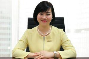 Bà Dương Thị Mai Hoa thôi nhiệm Tổng giám đốc ABBank sau 3 tháng tại vị