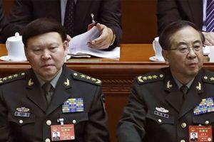 Trung Quốc tước quân hàm cấp tướng của 2 quan chức quân đội