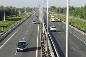Mức 'giá' cao nhất của cao tốc Bắc - Nam là 3.400 đồng/xe con/km