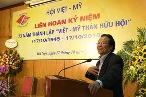 Thúc đẩy quan hệ hữu nghị, hợp tác giữa nhân dân hai nước Việt – Mỹ