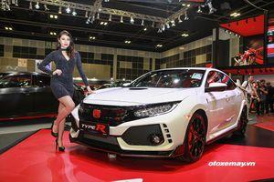 Honda Civic Type R sẽ được trưng bày tại Việt Nam ?