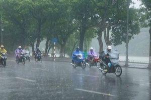 Dự báo thời tiết (17/10): Bắc Bộ mưa đêm về sáng, Nam Bộ có mưa vào chiều tối