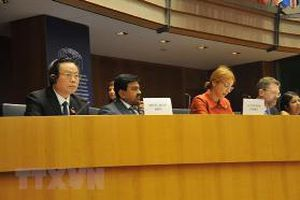 Quan hệ đối tác nghị viện Á - Âu và nỗ lực giải quyết những thách thức của biến đổi khí hậu và mội trường