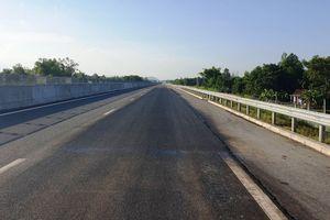 Hoàn thành sửa chữa mặt đường cao tốc Đà Nẵng - Quảng Ngãi