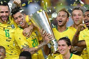 Selecao có được niềm vui sau thất bại tại World Cup 2018