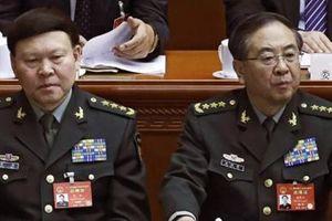 Trung Quốc tước quân hàm hai tướng quân đội vì tham nhũng