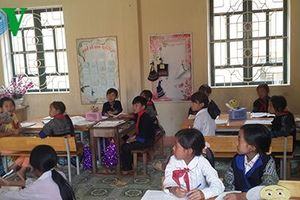 Quảng Nam thiếu giáo viên miền núi