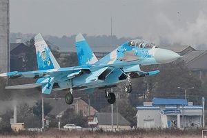 Rơi máy bay quân sự ở Ukraine, 2 phi công thiệt mạng