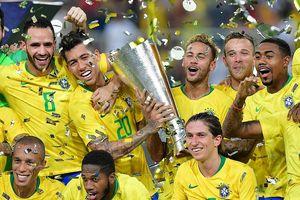 Neymar tỏa sáng ở phút bù giờ, Brazil đánh bại Argentina