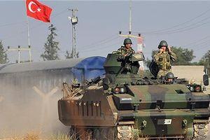 Thổ Nhĩ Kỳ sẽ mở rộng chiến dịch tiêu diệt lực lượng Kurd ở Syria