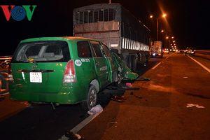 Tạm giữ tài xế xe tải gây tai nạn trên cầu Cần Thơ làm 3 người tử vong