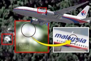 Nghi vấn tìm thấy thân MH370 có cả ký hiệu hãng hàng không Malaysia Airlines