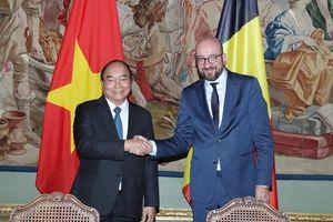 Thủ tướng Nguyễn Xuân Phúc bắt đầu tham dự ASEM 12, thăm và làm việc tại Liên minh châu Âu và Vương quốc Bỉ