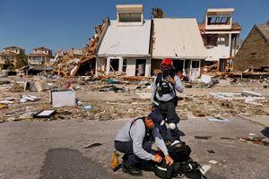 Mỹ: 29 người chết do bão Michael, nhiều người mất tích
