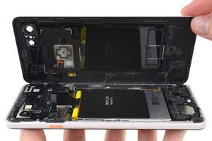 Google Pixel 3 XL dùng màn hình Samsung