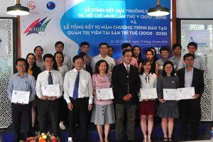 Chương trình đào tạo Quản trị viên Tài sản trí tuệ TP.HCM: sứ mệnh 10 năm