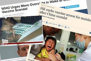 Phía dưới 'tảng băng ngầm' khổng lồ trong vụ bê bối vaccine chấn động Trung Quốc