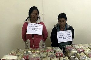 Những vụ án 'siêu' ma túy bị công an Việt Nam chặn đứng năm 2018