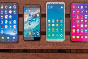 Khi nào smartphone Trung Quốc thôi sao chép iPhone?