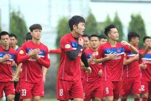 Đội tuyển Việt Nam thu hút truyền thông Hàn Quốc