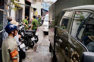 Một người bị đâm chết tại nhà nghỉ ở Sài Gòn